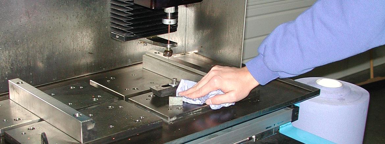 WEX BLU - das Allround-Reinigungspapier für die Industrie